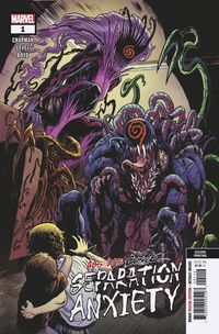 Absolute Carnage Separation Anxiety #1 (2nd  Printing)