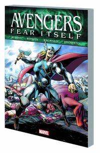 Fear Itself TPB Avengers
