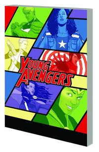 Young Avengers TPB Vol. 1 Style Substance