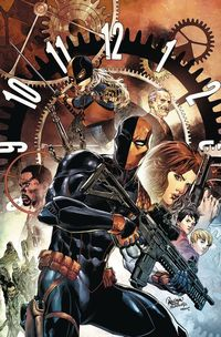 Deathstroke comics at TFAW.com