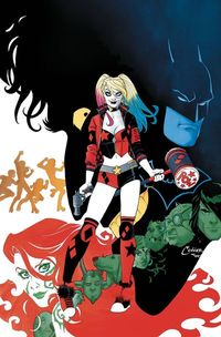 Harley Quinn comics at TFAW.com