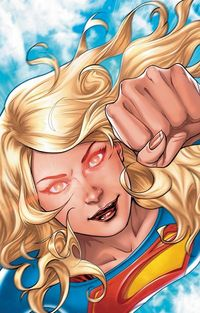 Supergirl Rebirth #1 by Steve Orlando at TFAW.com