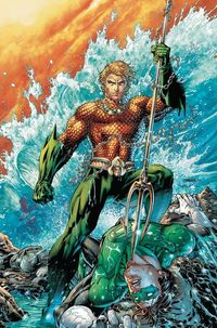 Aquaman A Celebration of 75 Years HC
