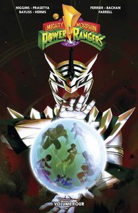 Mighty Morphin Power Rangers TPB Vol 04