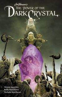Jim Henson Power of the Dark Crystal HC Vol 01 (of 4)