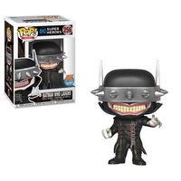 Pop DC Heroes Batman Who Laughs PX