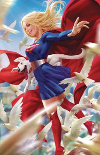 Supergirl #33 (Card Stock Variant)