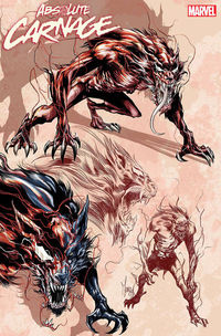 Absolute Carnage #2 (of 4) (Checchetto Young Guns Variant)