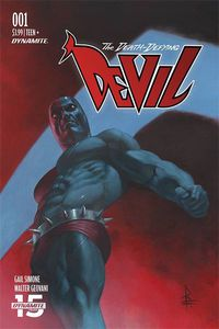 Death-Defying Devil #1 (Cover A - Fedderici)