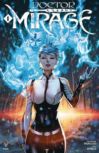 Doctor Mirage #1 (of 5) (Cover A - Tan)