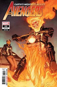 Avengers #22 (2nd Printing)