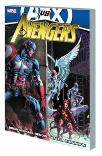 Avengers by Brian Michael Bendis TPB Vol. 04 - nick & dent