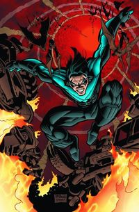 Nightwing TPB Vol. 02 Rough Justice