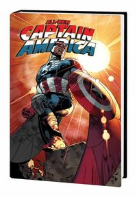 All New Captain America Prem HC Vol. 01 Hydra Ascendant