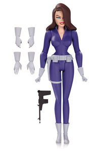 Batman Animated Series/New Batman Adventures Talia Al Ghul Action Figure