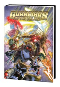 Guardians of the Galaxy HC Vol. 03