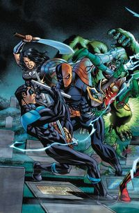 Titans comics at TFAW.com