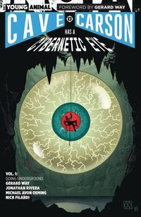 Cave Carson Has a Cybernetic Eye TPB Vol 01: Going Underground