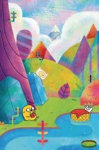 Adventure Time Beginning of End #1 (Retailer 10 Copy Incentive Variant)
