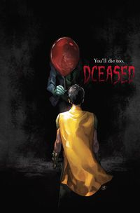 DCeased #1 (of 6) (Horror  Variant)