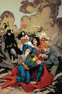 Superman Leviathan Rising Special #1 (2nd Printing)