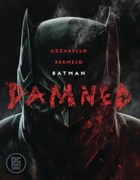 Batman: Damned - Hard Cover