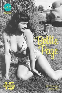 Bettie Page Unbound #2 (Cover E - Photo)