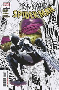 Symbiote Spider-Man #1 (3rd Printing) Land Variant