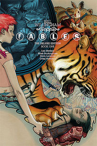 Fables Deluxe Edition HC Vol. 01