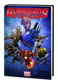 Guardians Of Galaxy TPB Vol. 01 Cosmic Avengers review at TFAW.com