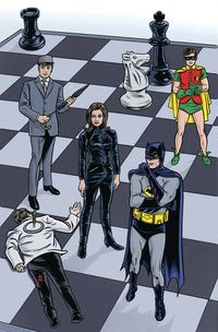 Batman 66 Meets Steed & Mrs. Peel comics at TFAW.com