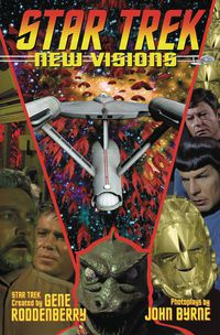 Star Trek New Visions TPB Vol 05