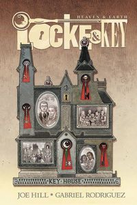 Locke & Key Heaven & Earth Deluxe HC Ed
