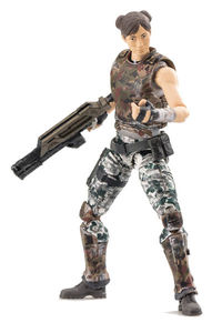 Aliens: Colonial Marine Bella Previews Exclusive 1/18 Scale Figure