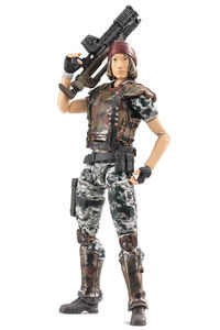 Aliens: Colonial Marine Redding Previews Exclusive 1/18 Scale Figure