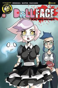 Dollface #18 (Cover A - Mendoza)