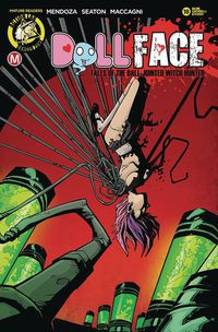 Dollface #18 (Cover D - Stanley Pin Up Tattered & Torn)