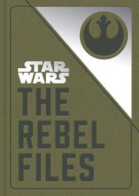 Star Wars Rebel Files HC