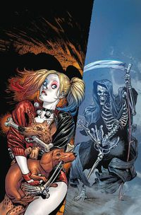 Harley Quinn #63 Year of the Villain: The Offer Tie-In
