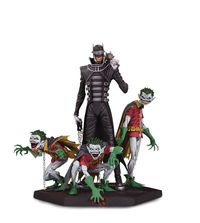 Dark Nights: Metal - The Batman Who Laughs & Robin Minions Statue