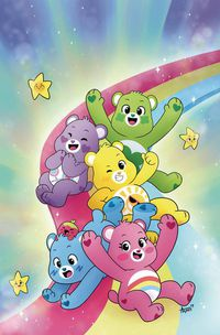 Care Bears #1 (of 3) (Cover A - Garbowska)