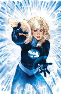 Invisible Woman #1 (of 5)