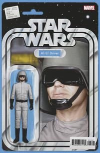 Star Wars #68 (Christopher Action Figure Variant)