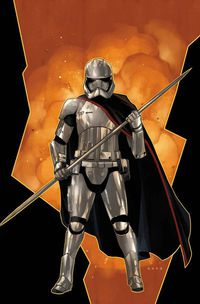 Star Wars: Age of Resistance - Captain Phasma #1