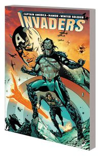 Invaders TPB Vol 01 War Ghosts