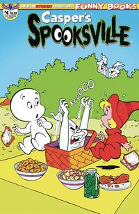 Caspers Spooksville #4 (of 4) Retro Animation Ltd Ed Cover