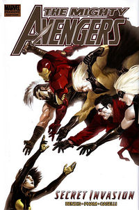 Mighty Avengers Prem HC Vol. 04 Secret Invasion Book 2