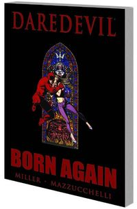 Daredevil: Born Again TPB