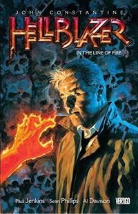 Hellblazer TPB Vol. 10 In the Line of Fire