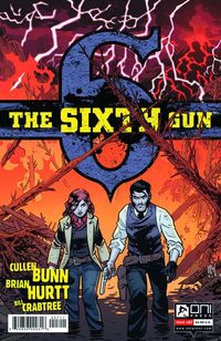 Sixth Gun comics at TFAW.com